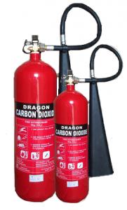 Bình chữa cháy CO2 MT3 Dragon