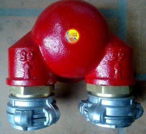 Họng tiếp nước đôi H2-65